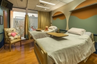 Semi-private Patient Room