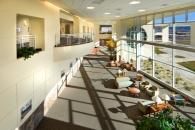 Lobby upper view