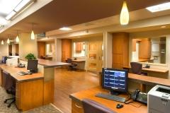 Heart Unit Nurse Station