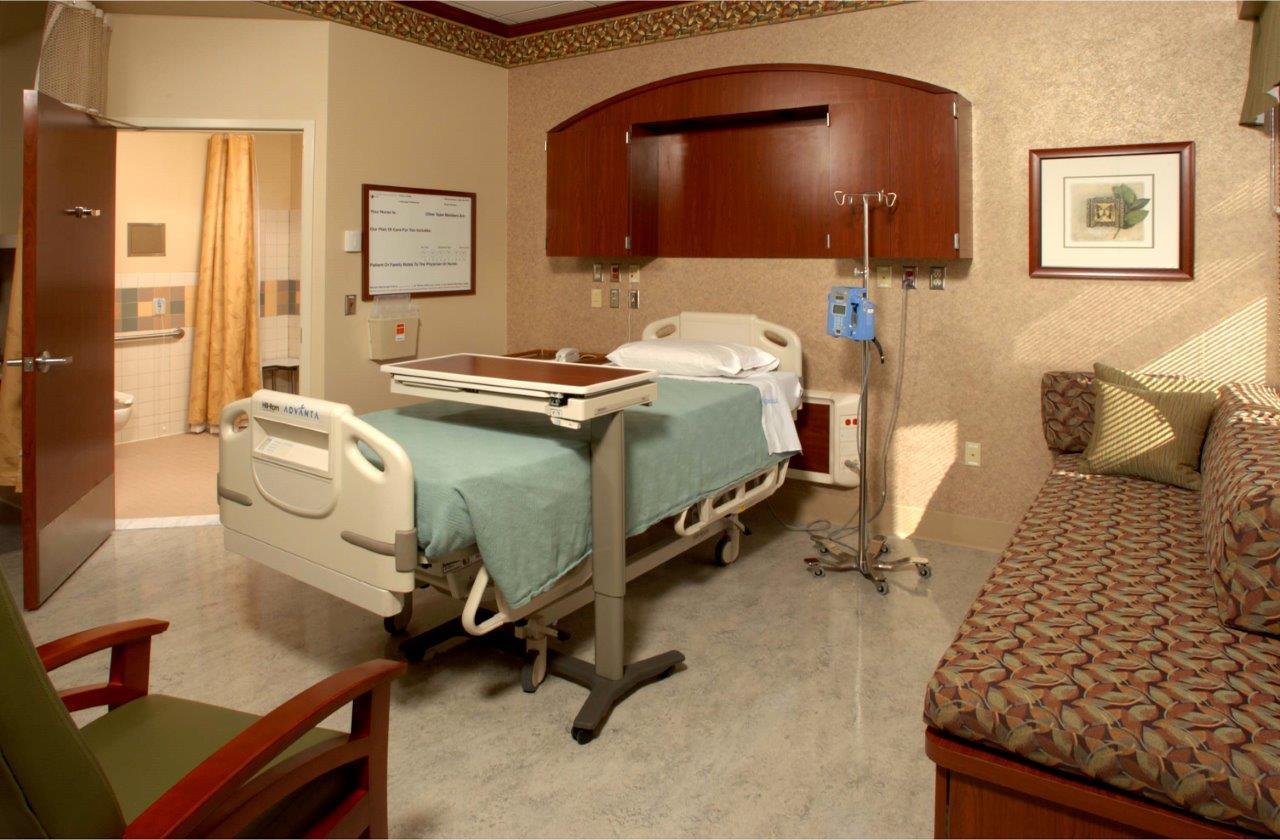 Chandler Regional Hospital Third Fourth Floors