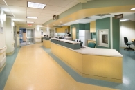 ICU Nurses Station