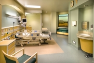 ICU Patient Room