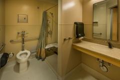 Typical Patient Toilet Room