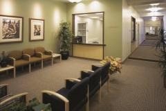 Radiology Reception Area