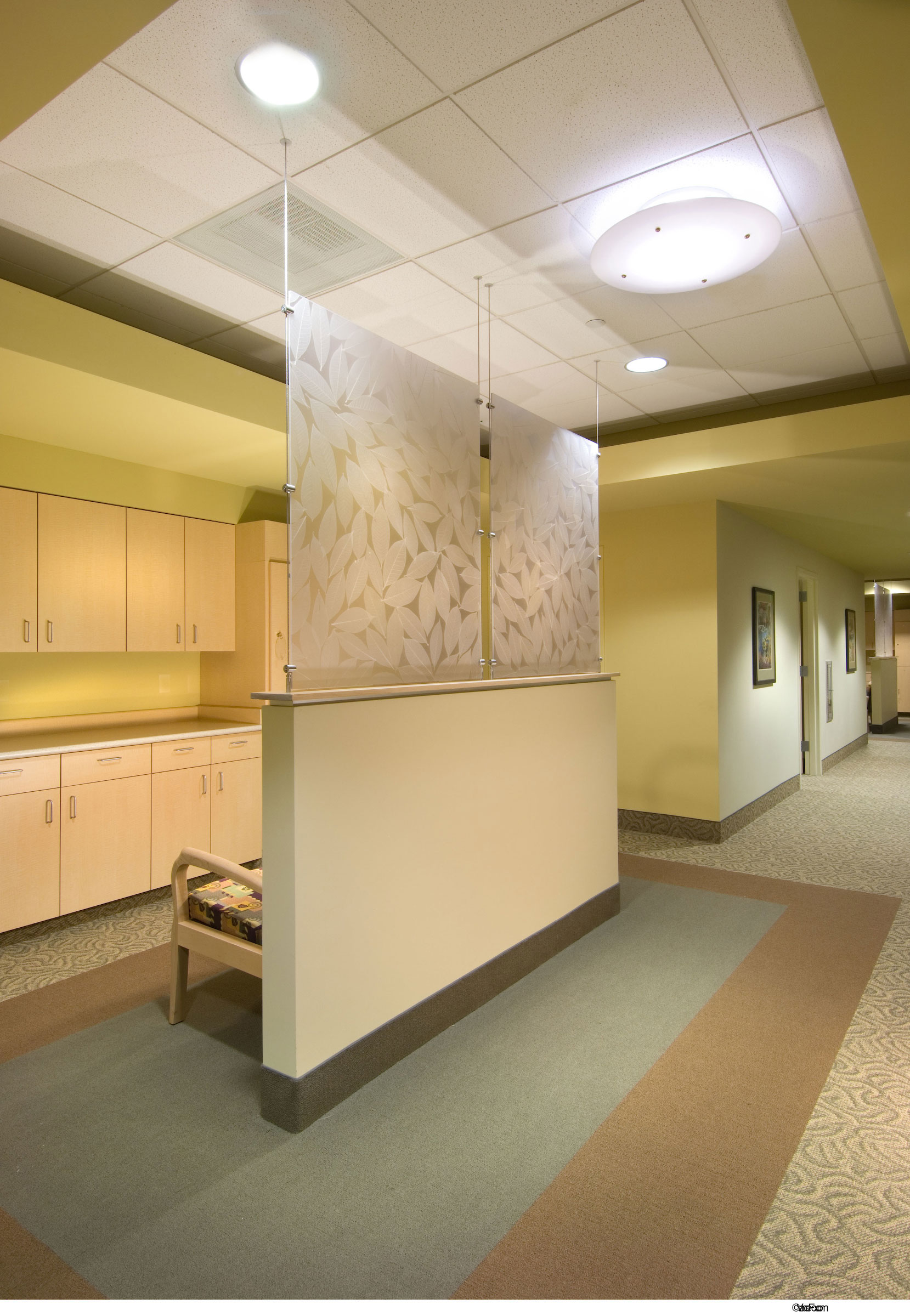 Imaging center for saint mary s professional office for Professional building designer