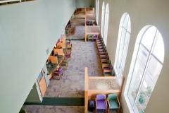 Main Lobby Upper View
