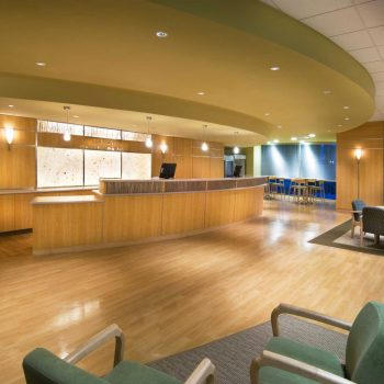 Saint Mary's Professional Office Building, Center for Health and Fitness – Reno, Nevada