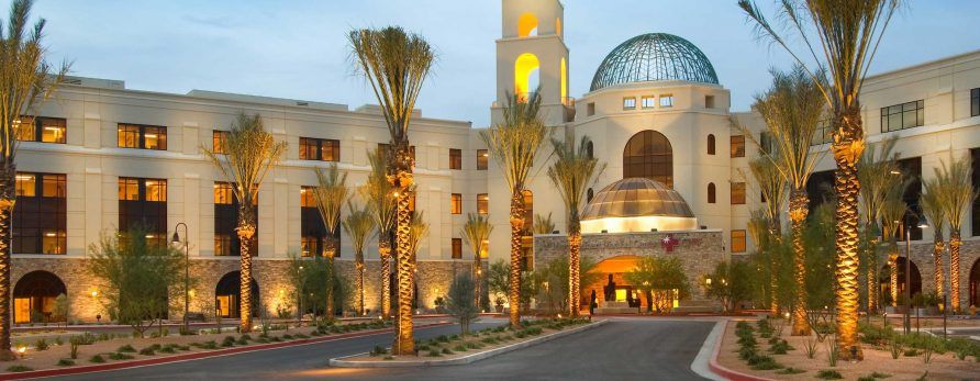 A Healthcare Oasis in the Desert