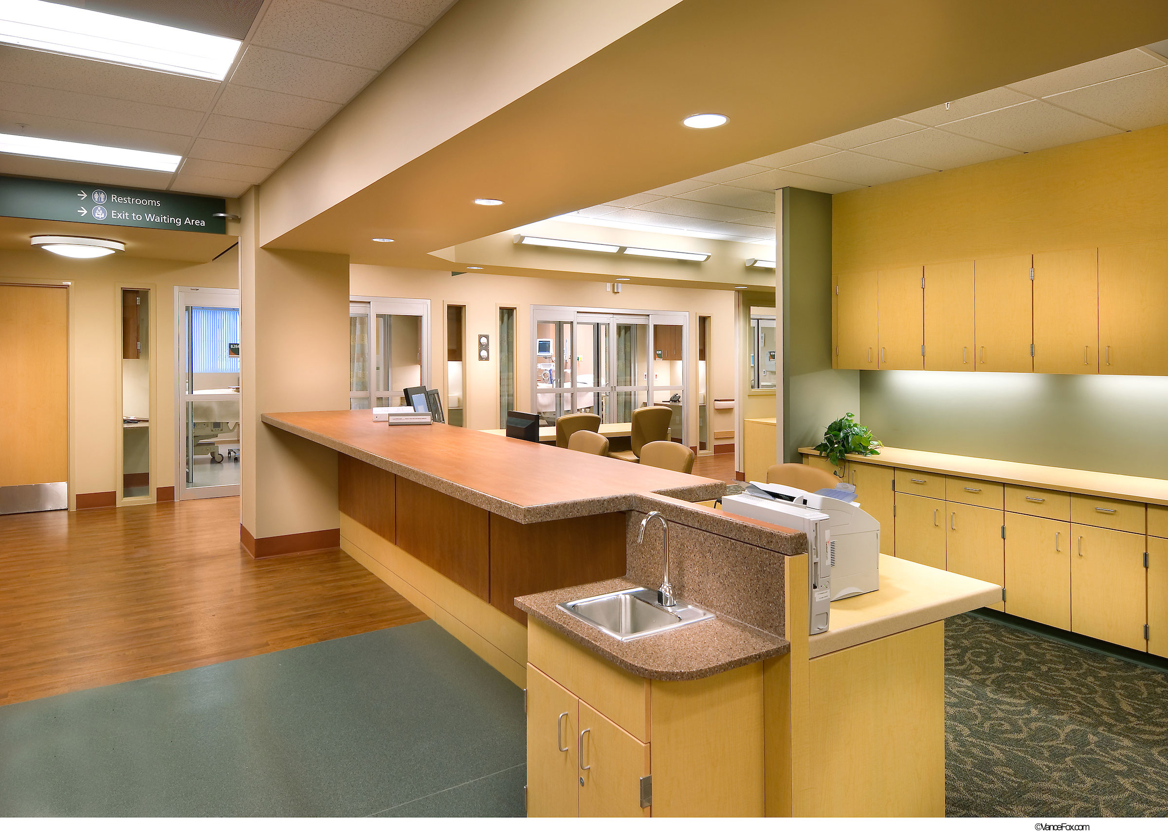 Med Surg Nurse Station