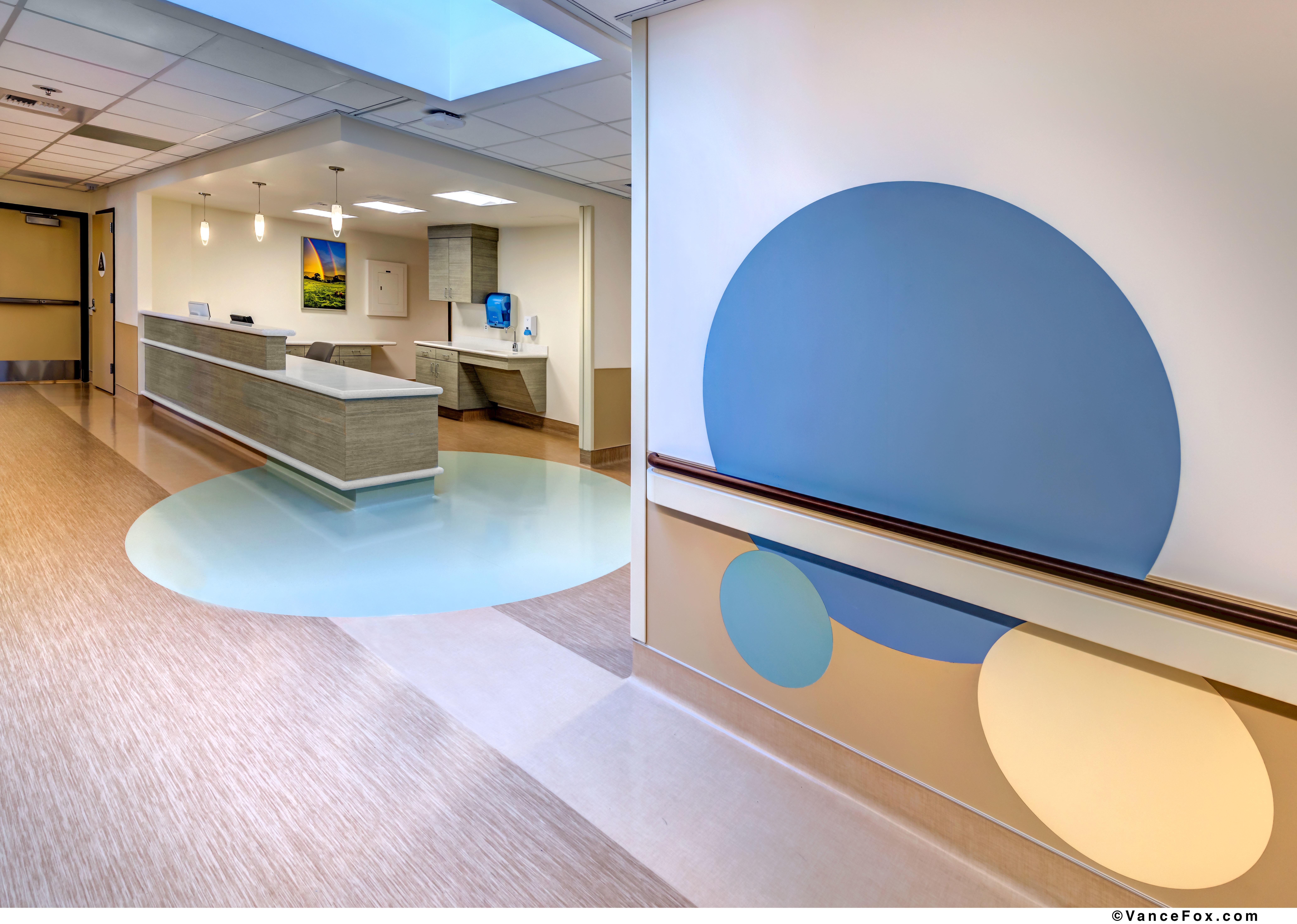 Corridor and Nurse Station