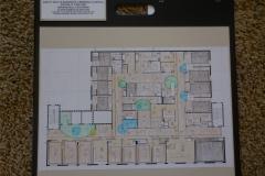 Intensive Care Unit/Specialty Care Unit Floor Plan