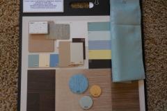 ICU/SCU Material Board