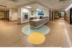 Nurse Station & Corridor