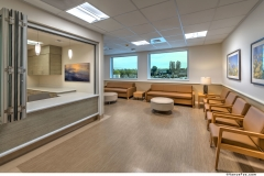 Burn Unit Waiting Room