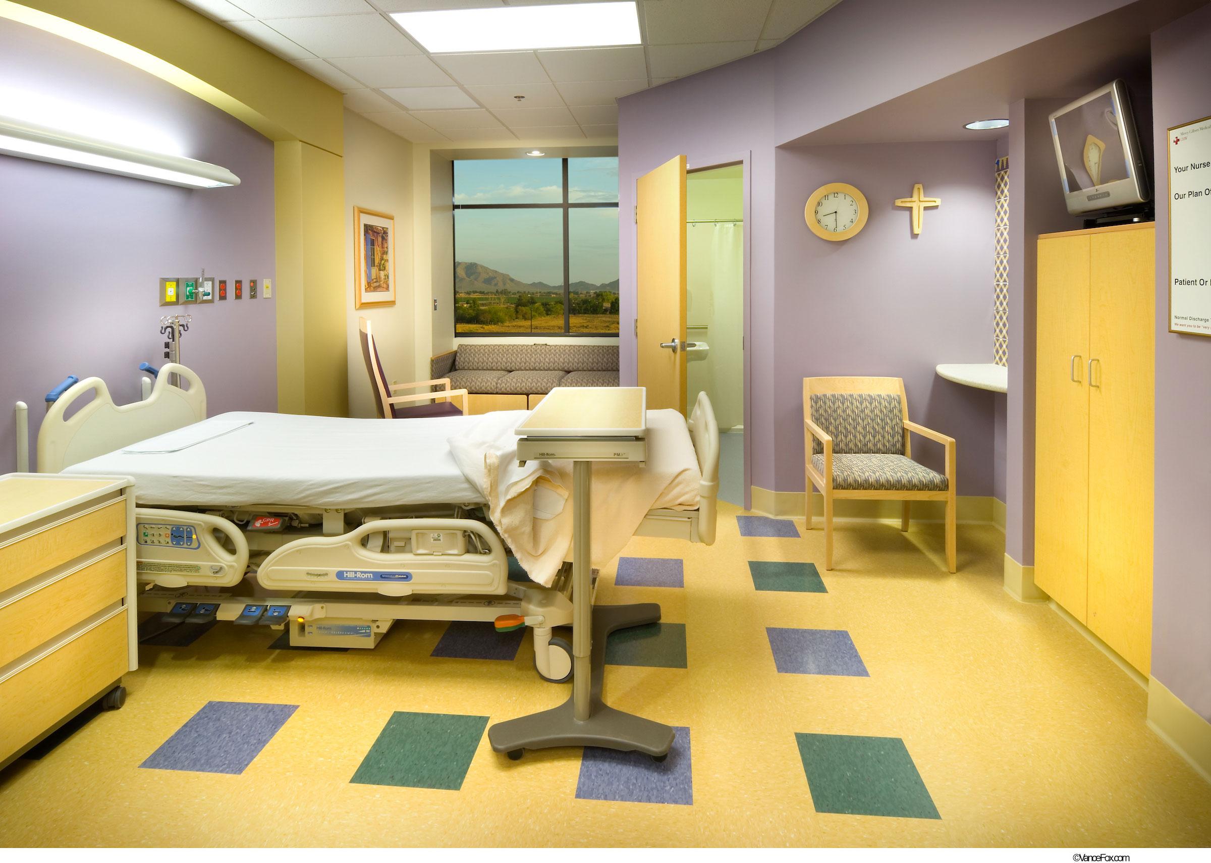 Typical Patient Room
