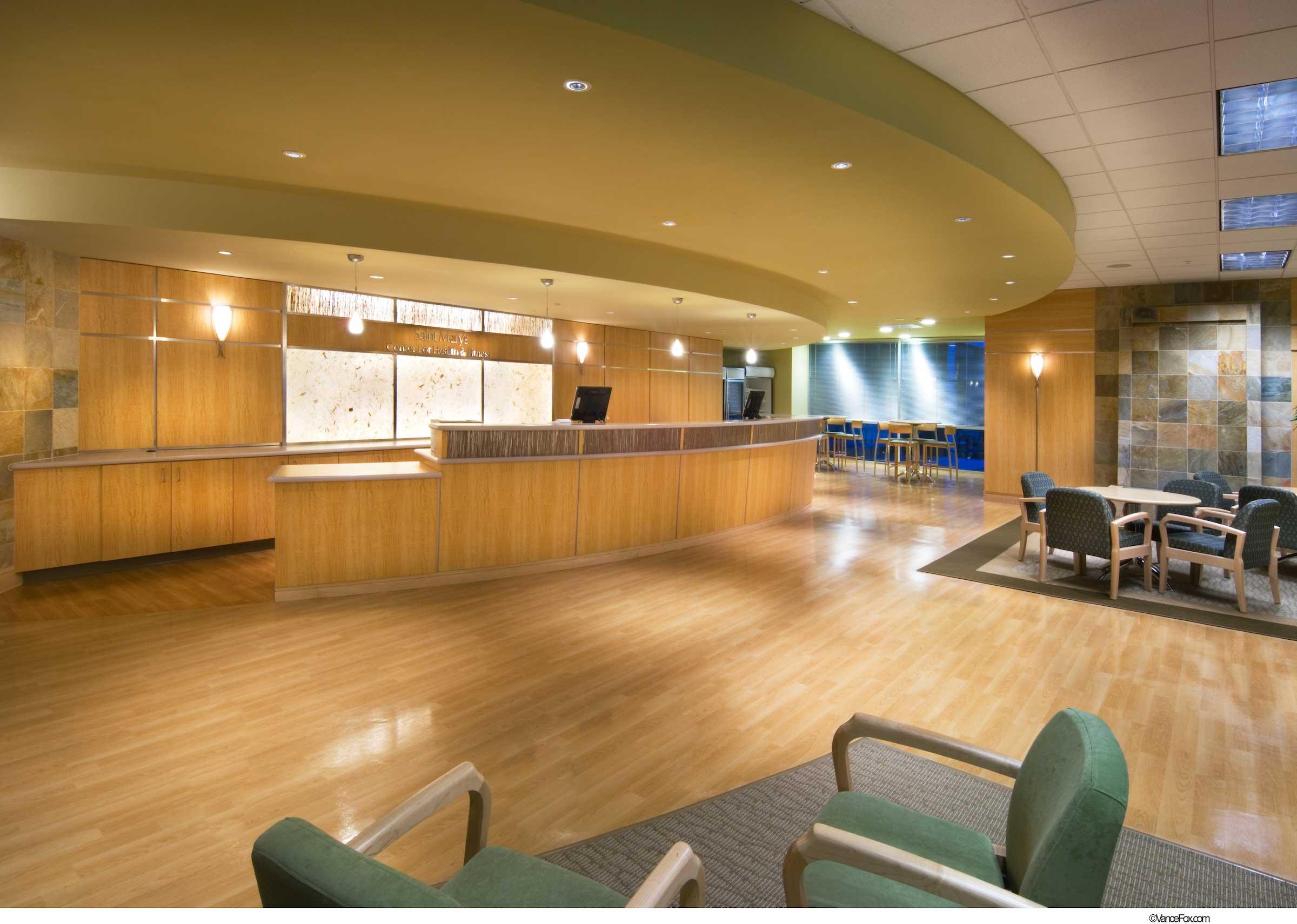 Wellness Main Lobby