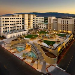 Saint Mary's Professional Office Building Public Areas – Reno, NV