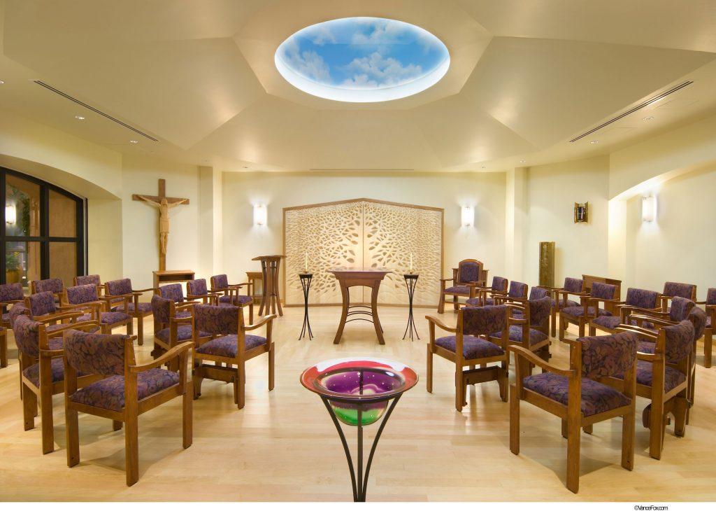 Chapel at Mercy Gilbert Medical Center in Gilbert, Arizona